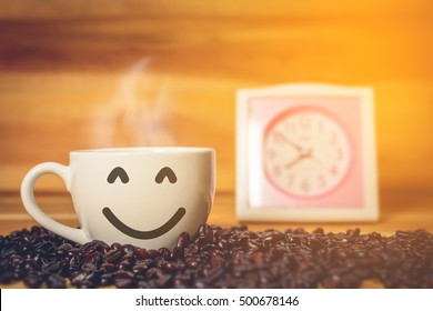 Good morning Coffee cup.