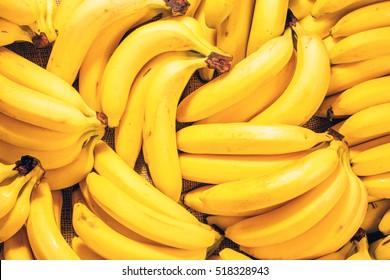 bananen druiven