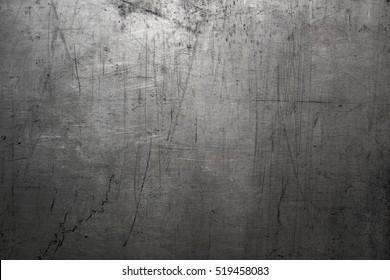 Abgenutzte Stahlbeschaffenheit oder Metallhintergrund