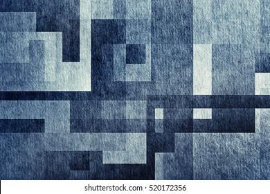 Kreativer abstrakter strukturierter Hintergrund