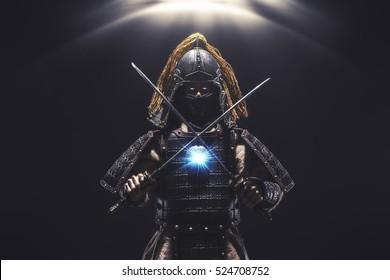 武士の肖像