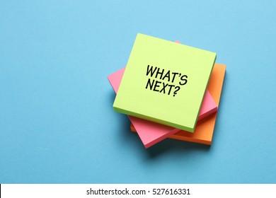 ¿Qué sigue? Concepto de negocio