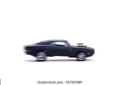 動きの速いマッスルカー