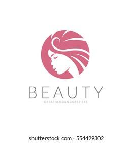 beauty logo vectors free download