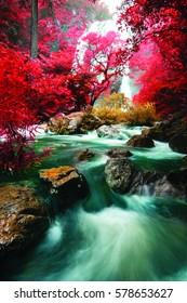 Wasserfall Kamphaeng Phet