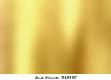 Fondo de oro | metal dorado pulido, textura de acero