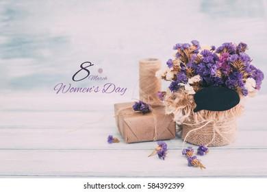 Glücklicher Frauentag Hintergrund. 8. März. Internationaler Frauentag.
