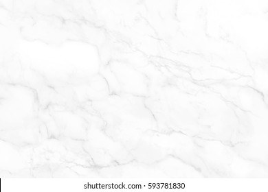 Wit marmeren structuurpatroon met hoge resolutie.
