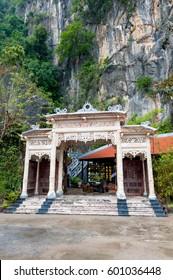 Marmortore und Arche Marmorstadt Danang Vietnam