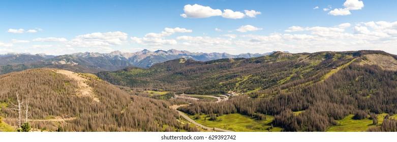 División Continental en Colorado