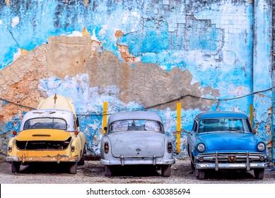 古い車キューバ