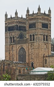 Durham Cathedral Towers, Durham, England, UK, May 2017