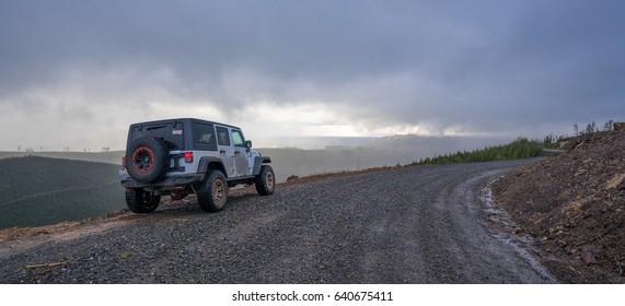 Es ist eine Jeep-Sache