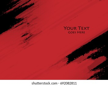 bright grungy background. Colorful scratched template. Texture and elements for design. Eps10