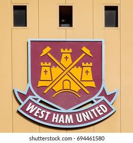 West Ham United Logo Vector (.EPS) Free Download