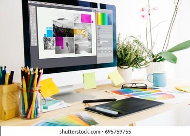 Grafikdesignstudio