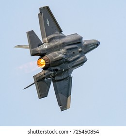 Avión de combate F35