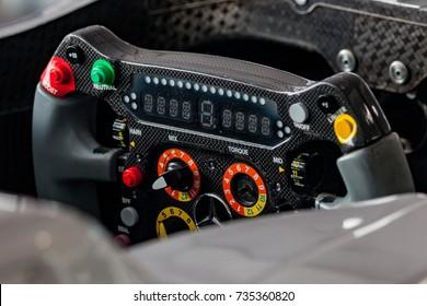 Mercedes Formule 1 stuur