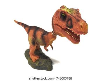 Dinosaur Red  Model