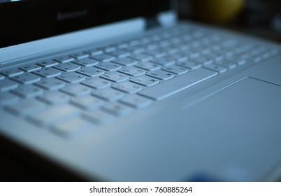 computer keyboard. Laptop Keyboard