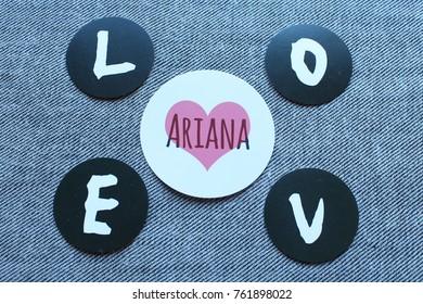 Großes Herz für Ariana