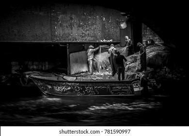 fishermen in Alexandria