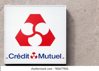 Credit Mutuel Logo Vector Ai Free Download