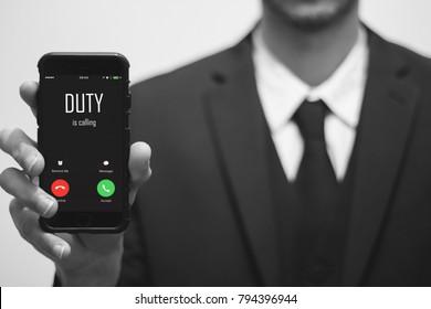 Duty is Calling