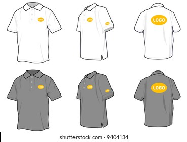 Tshirt Polo Logo Vector Cdr Free Download