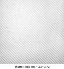 weißes Papier mit Streifen