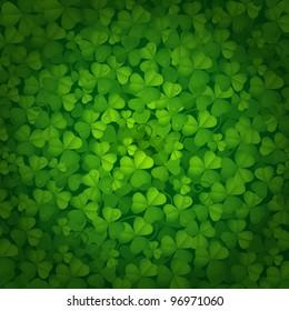 St. Patrick`s Tag Hintergrund