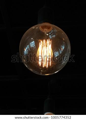 LED light decoration. #1005774352