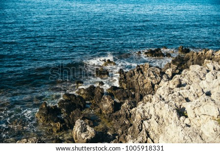 Beautiful image of Aegean Sea. Summer, tourism, travel, resort, holiday, vacation, concept. #1005918331