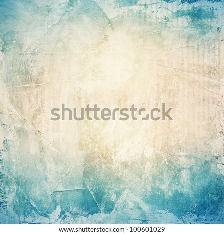 Designed grunge paper texture, background Royalty-Free Stock Photo #100601029