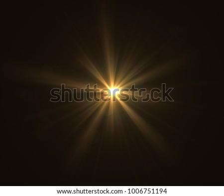 Optical Lens Flare  #1006751194