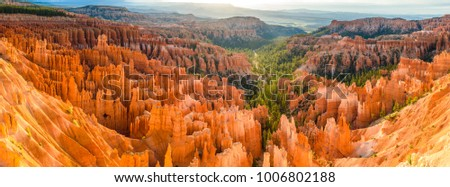 Bryce Canyon National Park, Utah, USA Royalty-Free Stock Photo #1006802188
