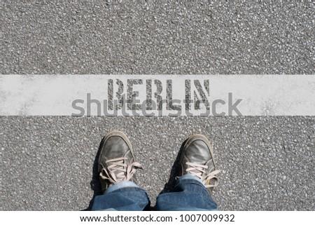 A man in Berlin #1007009932