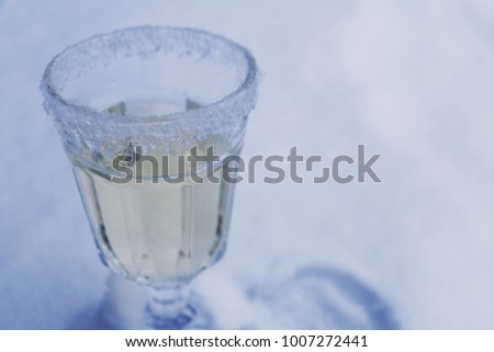 Champagne outdoor party  #1007272441