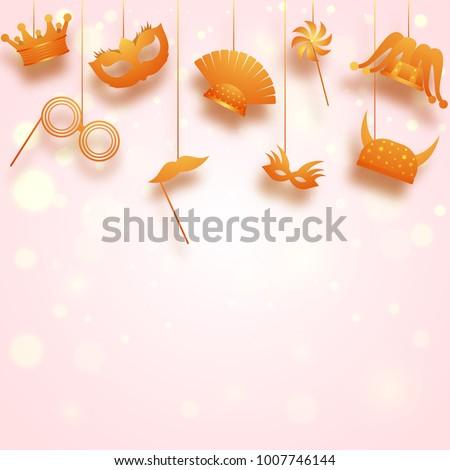 Carnival Party Concept Design. #1007746144