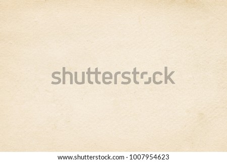 old vintage paper texture. yellow paper background.  #1007954623