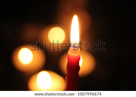 Candle Lights - Way to light up the mood #1007996674