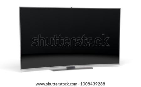 tv digital 3d #1008439288