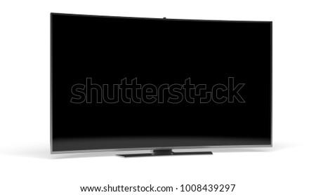 tv digital 3d #1008439297