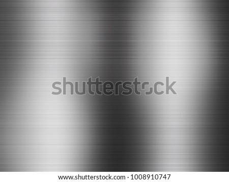Stainless steel texture or metal texture background #1008910747