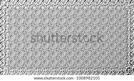 Black and white relief convex pattern for design #1008982105