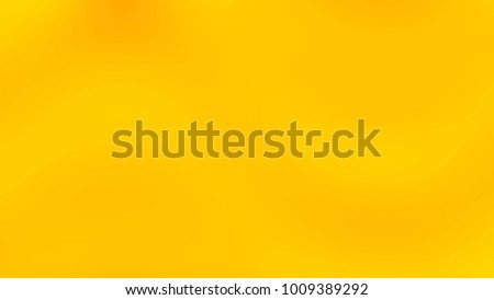 Abstract blurred yellow background #1009389292
