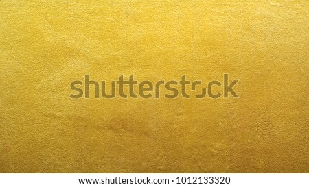 gold cement texture background, Abstract gold background. #1012133320