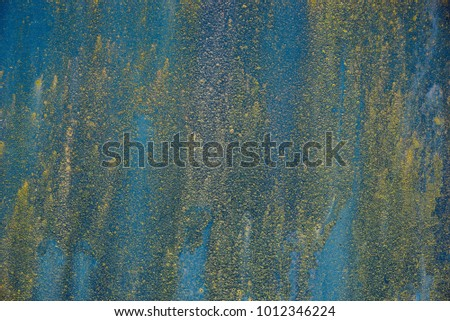 texture metal weathered and worn  background. #1012346224