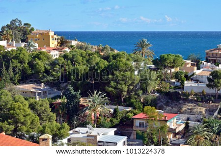Coveta Fuma is a district of El Campello, a town on the Costa Blanca of Spain near Benidorm and Alicante.  #1013224378