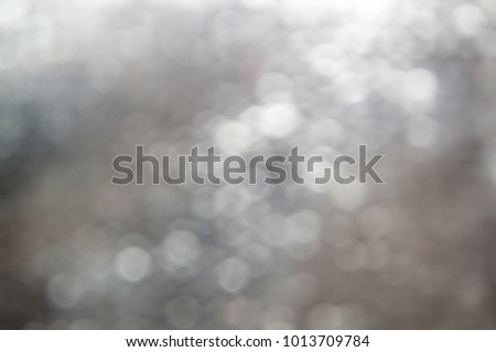 Abstract blur metalic bokeh #1013709784